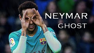 Neymar - Ghost - Skills & Goals - 2017 HD