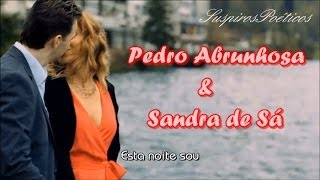 Pedro Abrunhosa & Sandra de Sá 💘 Eu Não Sei quem Te Perdeu