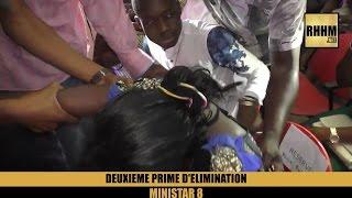 Sidiki Diabaté, bouleverse le public de MiniStar - RHHM est là