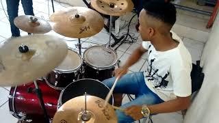 Samuel Bateraa - Minha Bênção - com Flavio Jesus - HD