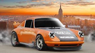 Virtual Tuning 18 - Porsche 911