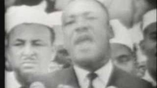 Martin Luther King- I Have a Dream (set to music by Mercury Feelings)