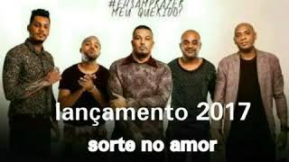 Samprazer lançamento 2017 sorte no amor