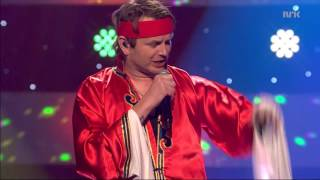 Disco-Knut Anders-Kung Fu Fighting
