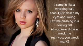 Wrecking Ball - Miley Cyrus by Madilyn Bailey Lyrics