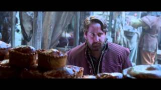 BILL - Clip - Walsingham in the pie stall