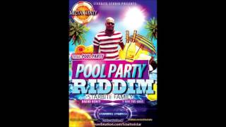 Mizta Winty - Pool Party (Starbite Studios)_[POOL PARTY RIDDIM] 2017.