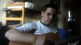 Butterfly - Weezer, cover by Tyler J. Fox