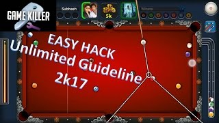 8 BALL POOL UNLIMITED GUIDELINE HACK (WITHOUT XMODGAMES)