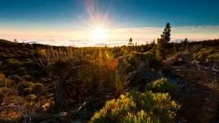 Paisagens - A Criação de Deus - (Ao som de Nuvole Bianche)
