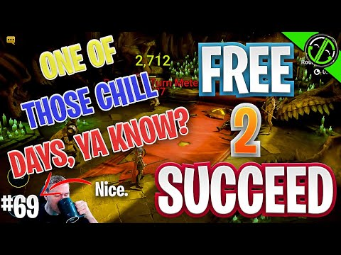 Some Questin, Some Chillin, and Some Chattin, Jah Feel? | Free 2 Succeed - EPISODE 69