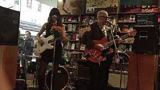 songs, The Country, live at Polyester Records in Melb. 13/04/13