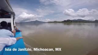 Trip to Isla de Janitzio, Michoacan, Mexico
