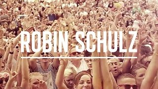 Robin Schulz @ Tomorrowland, Ruhr In Love & Mayday 2014 (Throwback)