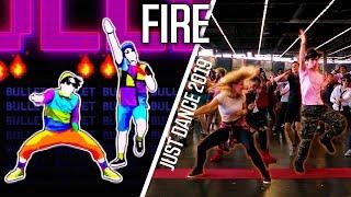 Just Dance 2019 FIRE | Full Gameplay
