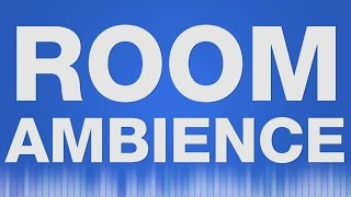 Room Ambience - SOUND EFFECT - Atmosphere House Background Tone quiet Raum SOUND