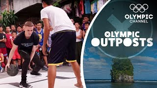 The Professor discovers Filipino basketball fever   Olympic Outposts