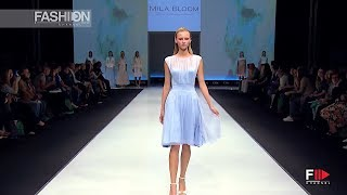 MILA BLOOM Selected Spring 2015 CP Moscow - Fashion Channel
