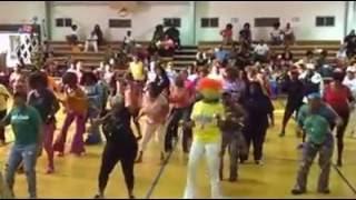 SOSU Snippets: Doin' Me Line Dance (Ruth's Jam) ~ New Orleans LA