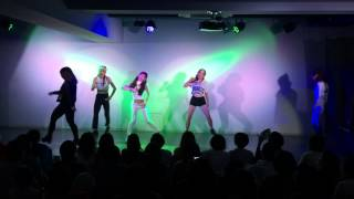 4minute crazy dance cover