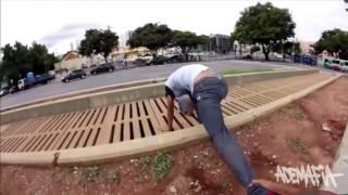 TENTOU ROUBAR E SE DEU MAL (VIDEO COMPLETO)