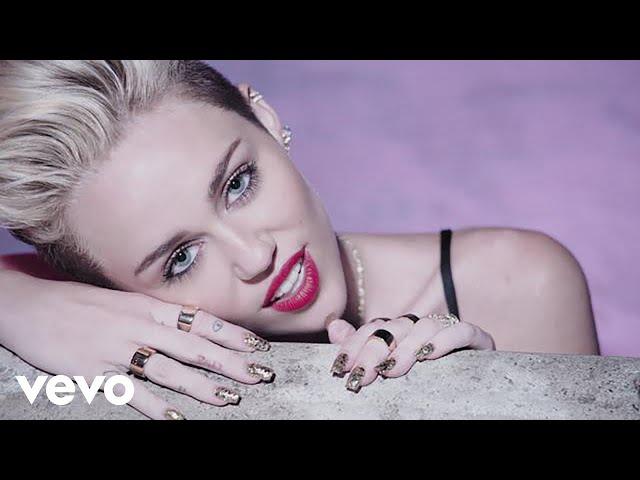 """Video oficial de """"We can't stop"""" de Miley Cyrus"""