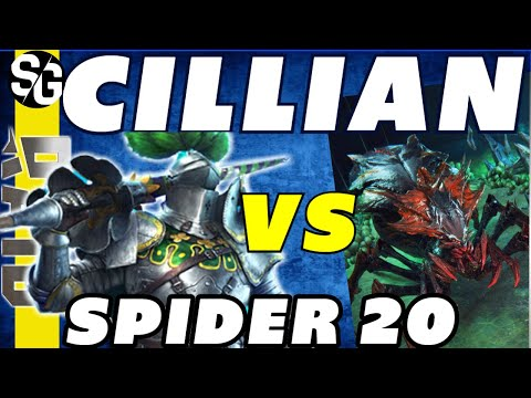RAID SHADOW LEGENDS | CILLIAN & SPIDERS 20