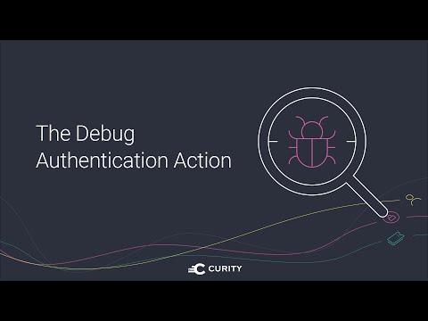 Debug Authentication Action