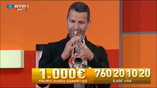 The River Brass Band  - Beale Street Blues by William C. Handy - RTP1 Portugal no Coraçao