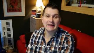 KOLLÁROVCI-VIDEOPOZVÁNKA CZ TOUR 2017
