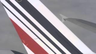 Air France inflight boarding music