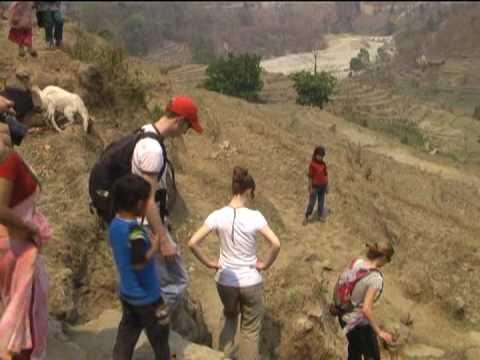 Trekking to Villages in Nepal