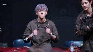 [FanCam] 161020 김포 팬사인회 Focus on BamBam 2