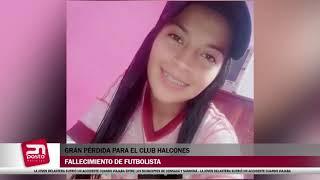 GRAN PERDIDA PARA EL CLUB HALCONES