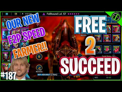 On Our Way To A 5 SECOND FARMER!! | Free 2 Succeed - EPISODE 187