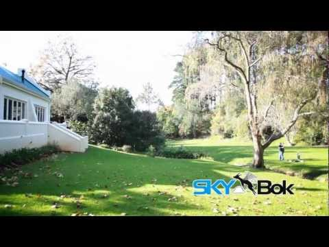 Skybok: Eagles' Nest Wine Estate (Cape Town, South Africa)