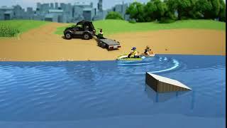 LEGO 60058 SUV with Watercraft - LEGO City