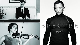 Sam Smith - Writing's On The Wall (from Spectre, piano/violin cover w/ Lucia La Rezza)