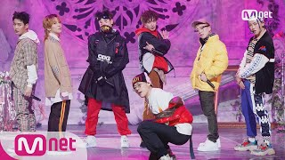 [Block B - Shall We Dance] Comeback Stage | M COUNTDOWN 171109 EP.548