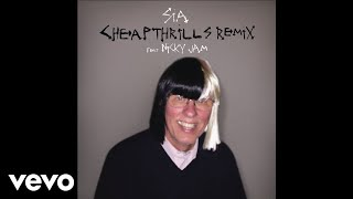 Sia - Cheap Thrills Remix (Audio) ft. Nicky Jam width=