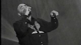 "Demis Roussos ""Que Sera"" live"