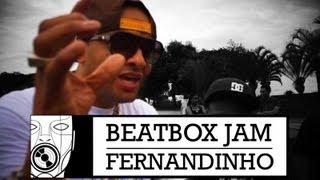 JAM IBIRAPUERA 2012 - BEATBOX JAM FERNANDINHO