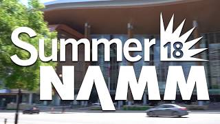 Summer NAMM 2018 - The Acoustics: Taylor, Martin, and Cole Clark Booths