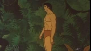 Tarzan - Desenho   Cor, dublado H R , imagem boa, gravado da tv SBT, muitos episódios, filmation
