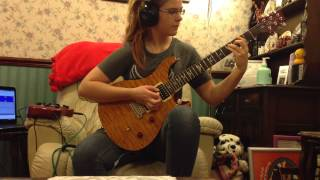 Amaranth (Nightwish) - Guitar Cover (Amy Lewis)