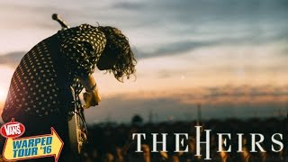 """The Heirs - """"Alright Goodnight"""" LIVE! @ Warped Tour 2016"""