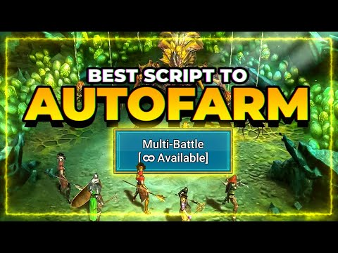 BEST Autofarm Method! | Easy Setup! RAID Shadow Legends! UPDATED!