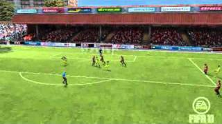 FIFA 11 FC Rendsburg 4 -- 4  LeicesterBoyzzz be a pro