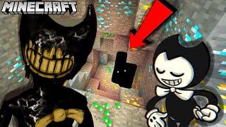Minecraft: INK BENDY ATTACKS BENDY! (BATIM Minecraft)