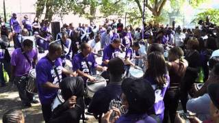 """MBC Homecoming 2011 -""""Brown Know How to Make Music"""""""